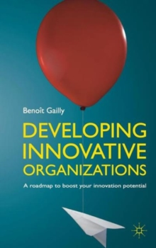 Developing Innovative Organizations : A Roadmap to Boost Your Innovation Potential, Hardback Book