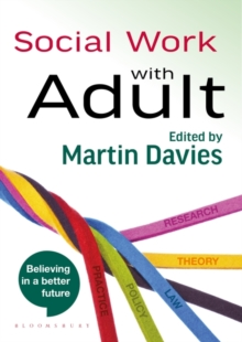Social Work with Adults, Paperback Book