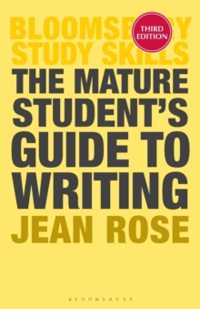 The Mature Student's Guide to Writing, Paperback Book