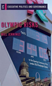 Olympic Risks, Hardback Book