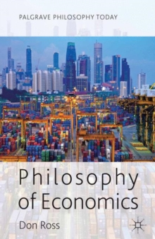 Philosophy of Economics, Paperback / softback Book