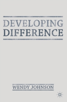 Developing Difference, Paperback / softback Book