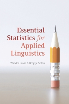 Essential Statistics for Applied Linguistics, Paperback Book