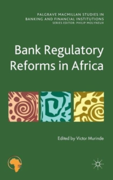 Bank Regulatory Reforms in Africa, Hardback Book