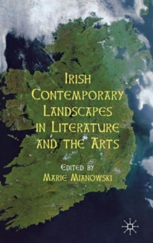 Irish Contemporary Landscapes in Literature and the Arts, Hardback Book