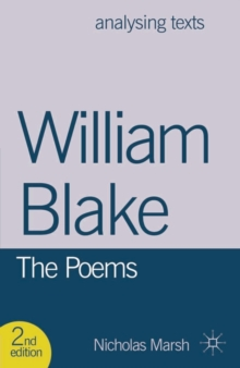 William Blake: The Poems, Paperback Book