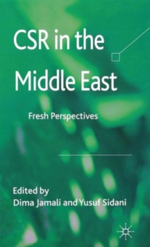 CSR in the Middle East : Fresh Perspectives, Hardback Book