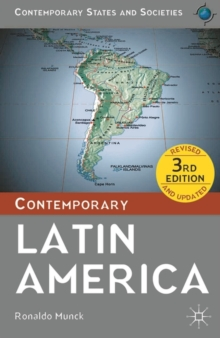 Contemporary Latin America, Paperback / softback Book