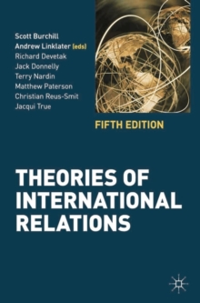 Theories of International Relations, Paperback Book