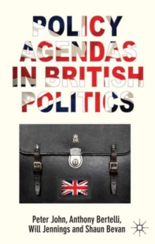 Policy Agendas in British Politics, Paperback / softback Book