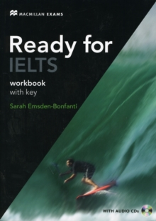 Ready for IELTS Workbook with Key and Audio CDs, Mixed media product Book