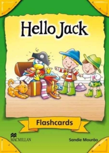Captain Jack - Hello Jack Flashcards, Board book Book