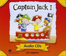 Captain Jack 1 Class Audio CD (3), Board book Book