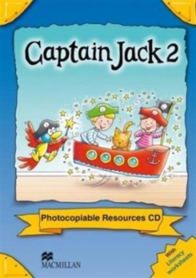 Captain Jack Level 2 Photocopiables CD Rom, CD-ROM Book