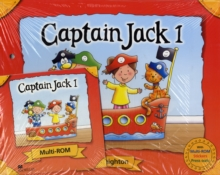 Captain Jack Level 1 Pupils Book Pack, Mixed media product Book