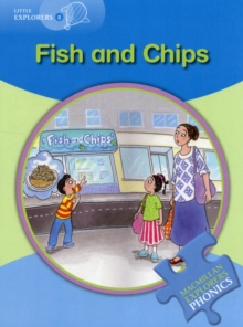 Little Explorers B Fish and Chips, Paperback / softback Book