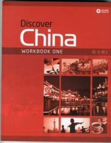 Discover China Level 1 Workbook & Audio CD Pack, Mixed media product Book
