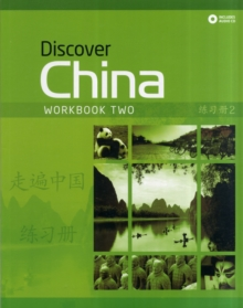 Discover China Level 2 Workbook & CD Pack, Mixed media product Book