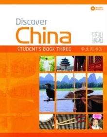 Discover China Level 3 Student's Book & CD Pack, Mixed media product Book