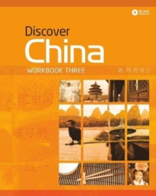 Discover China Level 3 Workbook & CD Pack, Mixed media product Book