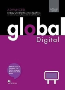 Global Advanced Digital Multi User, DVD-ROM Book