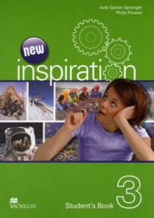 New Edition Inspiration Level 3 Student's Book, Paperback Book