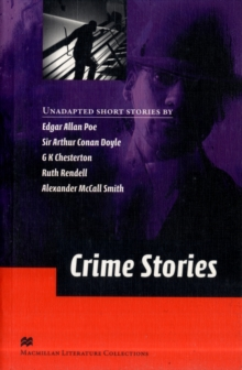 Crime Stories Advanced Graded Reader Macmillan Literature Collection, Board book Book