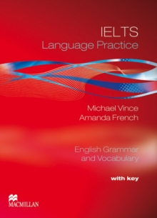 IELTS Language Practice Student Book + Key, Paperback Book