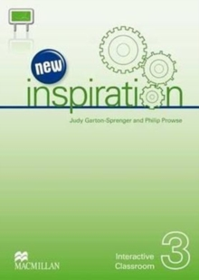 New Inspiration Interactive Classroom 3, DVD-ROM Book
