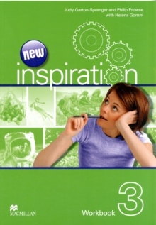 New Inspiration 3 Workbook, Paperback Book