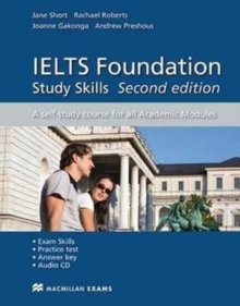 IELTS Foundation Second Edition Study Skills Pack, Mixed media product Book