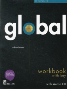 Global Beginner Workbook & CD with key Pack, Mixed media product Book