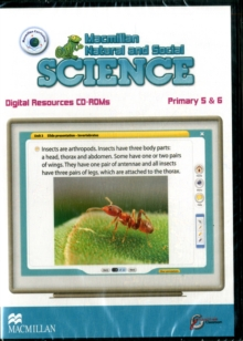 Macmillan Natural and Social Science Level 5 & 6 Digital Resources Pack, Mixed media product Book