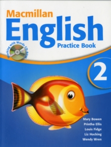 Macmillan English 2 Practice Book with CD-ROM, Paperback Book