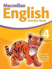 Macmillan English 4 Practice Book and  CD Rom Pack New Edition, Mixed media product Book
