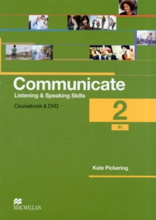 Communicate 2 Coursebook Pack with DVD International, Mixed media product Book