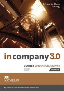 In Company 3.0 Starter Level  Student's Book Pack, Mixed media product Book