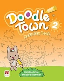 Doodle Town Level 2 Activity Book, Paperback / softback Book