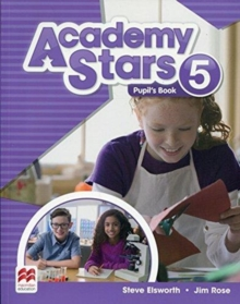 Academy Stars Level 5 Pupil's Book Pack, Mixed media product Book