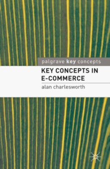 Key Concepts in e-Commerce, Paperback / softback Book
