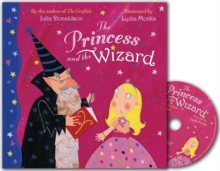 The Princess and the Wizard Book and CD Pack, Mixed media product Book
