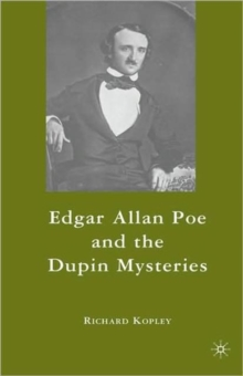 Edgar Allan Poe and the Dupin Mysteries, Hardback Book