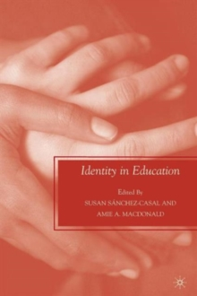 Identity in Education, Paperback Book