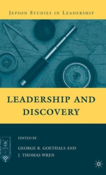 Leadership and Discovery, Hardback Book