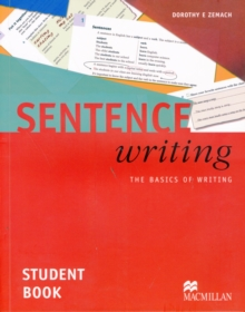 Sentence Writing Student's Book, Paperback / softback Book