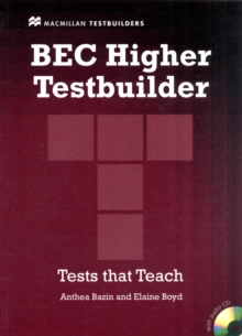 BEC Testbuilder Higher Pack, Paperback / softback Book