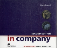 In Company Intermediate 2nd Edition Audio CDx3, CD-Audio Book