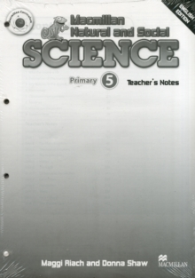 Macmillan Natural and Social Science Level 5 Teacher's Book English, Paperback Book