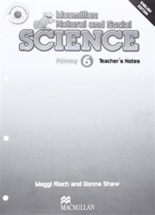 Macmillan Natural and Social Science Level 6 Teacher's Book English, Paperback / softback Book
