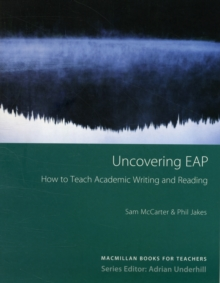 Uncovering EAP, Paperback / softback Book